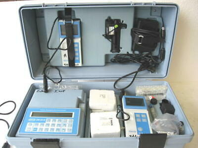 Hach DREL Water Quality Lab DR 2010 Spectrophotometer EC10 CO150 + Accessories