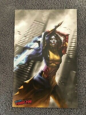 Powers of X # 1 Lucio Parrillo Virgin NYCC 2019 Variant Combined Shipping