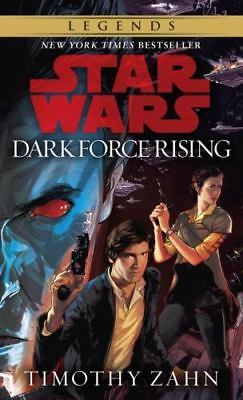 Dark Force Rising [Star Wars: The Thrawn Trilogy, Vol. 2]