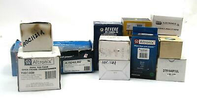 16x New Open Assorted Security Power Adapters / Supplies & Transformers