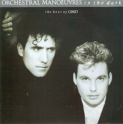 Orchestral Manoeuvres In The Dark - The Best Of OMD (CD 1988)