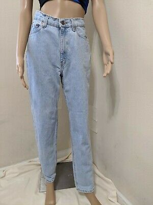 LEVI'S 512, High Waisted, Slim Fit,Tapered Leg Size 11M