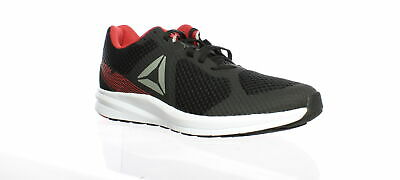 Reebok Mens Endless Road Black/Grey/Red Running Shoes Size 9 (935371)