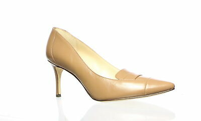 Nine West Womens Beige Pumps Size 8 (935221)