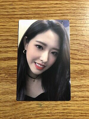 Olivia Hye Photocard Loona Official MD Premier Greeting Meet & Up Kpop Genuine