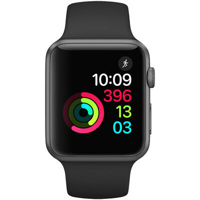 New Apple Watch Series 1 38mm & 42mm  Cellular All Colours Aluminium  Case hot