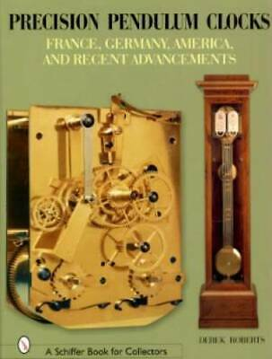 Pendulum Clock ID$ Book French German Grandfather