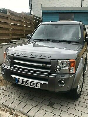 Land Rover Discovery 3 HSE 2.7 v6 2009