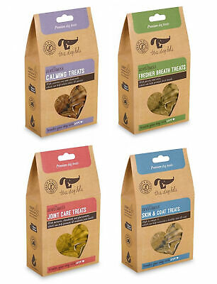 Grain & Gluten Free Wellness Treats Petface 2 5 or 10 Pack Complementary Feed