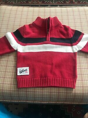 Tommy Hilfiger Infant (12 Mo) Pullover Sweater New