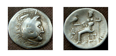 EASTERN CELTS (Lower Danube) DRACHM, 2nd Century BC
