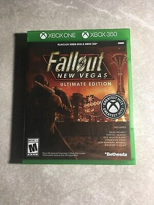 Fallout New Vegas Ultimate Edition ( Xbox One & 360, 2012)