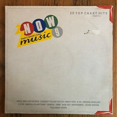 Compilation - Now That's What I Call Music 9 - LP Record Vinyl Album - 1988 Rock