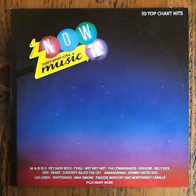 Compilation - Now That's What I Call Music 10 - LP Record Vinyl Album  1988 Rock