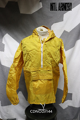 Canadian Forces Yellow Rain Jacket Size Large Canada Army