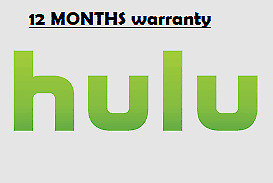 Hulu Premium + Hbo | No Commercial Account 1 Year | Instant Delivery
