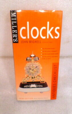 Book--Millers Clocks, A Checklist by John Migell