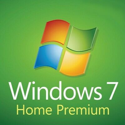 Windows 7 Home Premium Recovery Disc - Install Repair Restore DVD