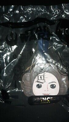 #10 Leia 2019 McDonalds Happy Meal STAR WARS RISE OF SKYWALKER TOY