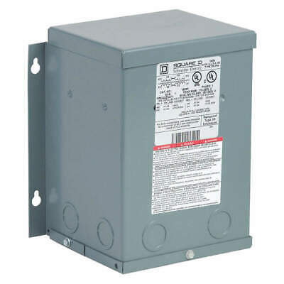 16//32VAC GENUINE SQUARE D 2S46F 2kVA BUCK BOOST TRANSFORMER ASSEMBLY