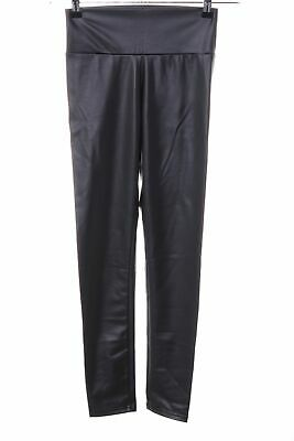 BIK BOK Leggings schwarz Glanz-Optik Damen Gr. DE 34 Hose Trousers