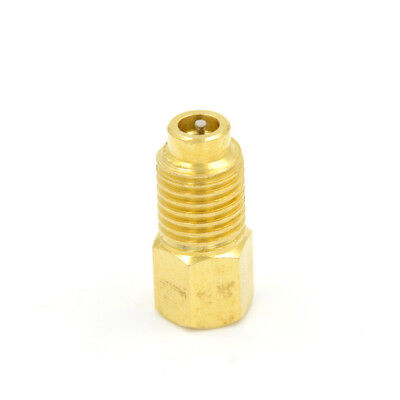 """R12 To R134a Fitting Adapter Outter 1/2"""" ACME Inner 1/4'' SAE Male TooN_sh"""