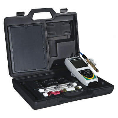 OAKTON pH Meter Kit,LCD,150 Data Sets, WD-35614-91