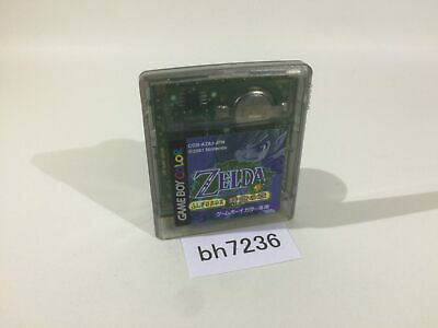 bh7236 The Legend of Zelda Oracle of Ages GameBoy Game Boy Japan