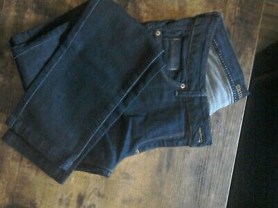 Next Ladies Size 16 Regular Blue Skinny Jeans Lift & Shape