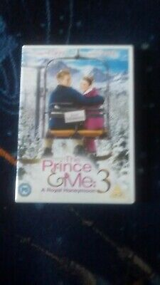The prince and me 3 on dvd a good film