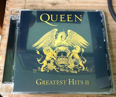 "Queen - ""Greatest Hits II"" (2011) DIGITAL REMASTER CD -LIKE NEW / UNPLAYED"