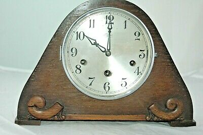 Antique/Vintage Schatz Westminster Chimes Mantle Clock.
