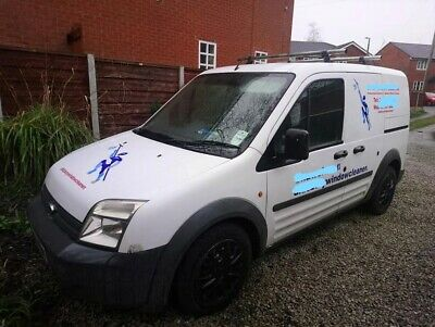 2008 Ford Transit Connect T200 L75 Window Cleaning Van w System&Tank - NO VAT!!