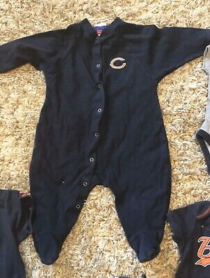 NFL Chicago Bears 6-12 Month Baby Clothes