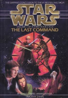 Star Wars The Thrawn Trilogy: The Last Command Vol. 3 by Timothy Zahn (1993,...