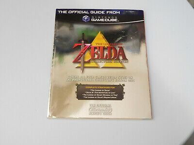 The legend of Zelda collector's edition Strategy Guide Gamecube Nintendo Power