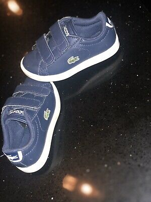 Lacoste Infant UK5 Trainers