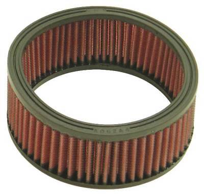 K&N Air Filter Element E-3322 Replacement For Bolt-On Kit