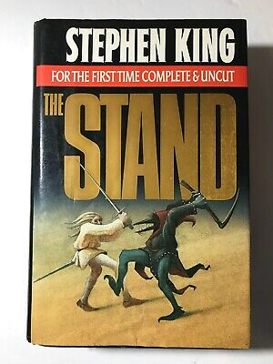Stephen King The Stand For The First Time Complete & Uncut Edition Doubleday