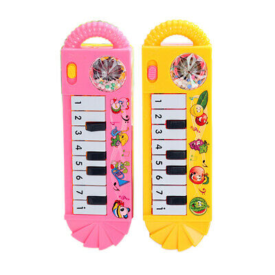 Baby Infant Toddler Developmental Toy Kids Musical Piano Early Educational Hot