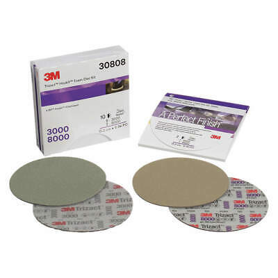 "3M Polishing Pad,Foam,6"" Size, 30808"