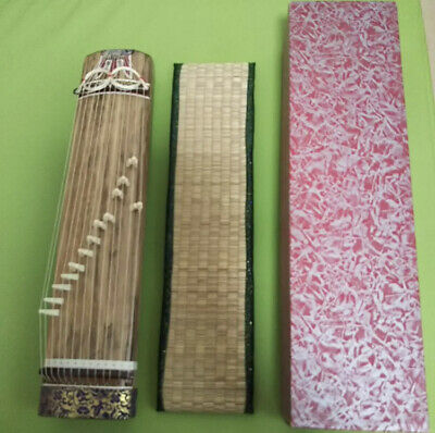 #2589 Golden,Silver Harp Musical Stringed Instrument Embroidery Applique Patch