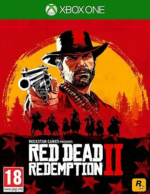 Red Dead Redemption 2 Xbox One Juego Completo/ Full Game