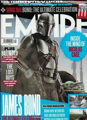 EMPIRE - April 2020 (NEW)*Post included to UK/Europe/USA/Canada