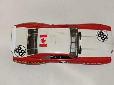 Scalextric Slot Car - CHEVROLET CAMARO MAURICE CARTER 88 as pictured