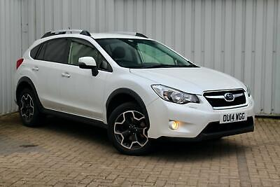 Subaru XV 2.0D SE Manual AWD 2014 5dr Hatchback
