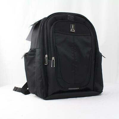 """Travelpro Walkabout Spinners 4 17"""" Carry On Laptop Backpack Black"""