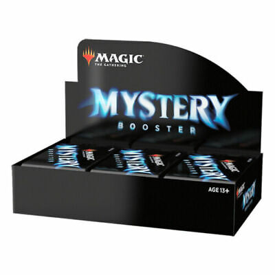 MTG Mystery Booster Box WPN Retail Edition SEALED NEW PRESALE SHIPS 3/13