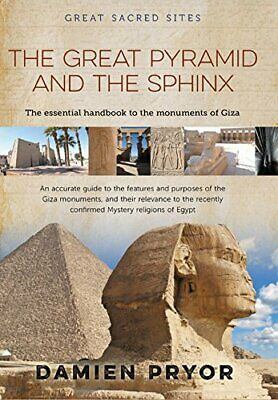 The Great Pyramid and the Sphinx, Pryor, Damien 9780958134149 Free Shipping,,