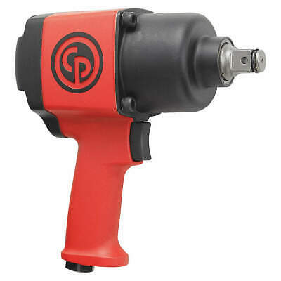 CHICAGO PNEUMATIC Air Impact Wrench,Industrial,Pistol Grip, CP6763